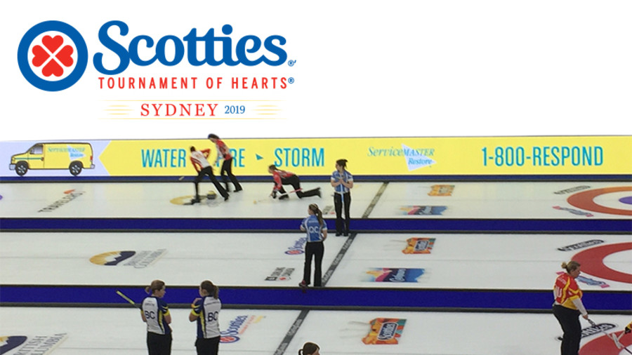 ServiceMaster Restore Sponsors the Scotties Tournament of Hearts for Fourth Year
